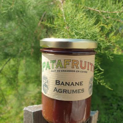 Banane agrume