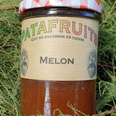 Confiture lapatafruit 250 melon